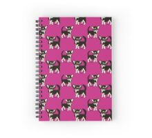 Chihuahua D Spiral Notebook