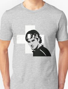 Roger Federer  - Transparent (Official Genius Banner Design) Unisex T-Shirt
