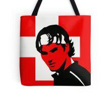 Roger Federer  - Transparent (Official Genius Banner Design) Tote Bag