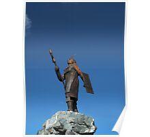 Inca King Huayna Capac Poster