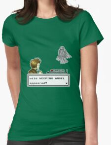 Weeping Angel Appeared! T-Shirt