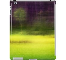 Mitchell Park ~ the impressionist's view II iPad Case/Skin