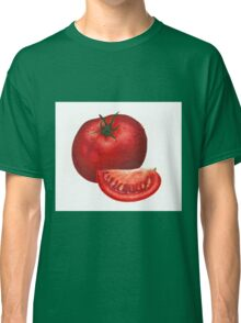 A beautiful tomato drawing Classic T-Shirt