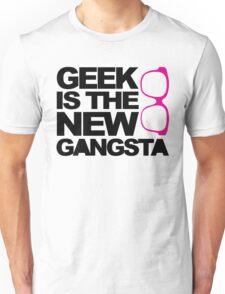 Geek Gangsta Quote Unisex T-Shirt