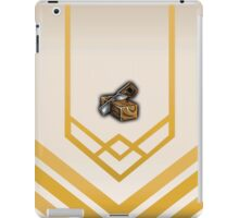 120 Construction Cape - Runescape iPad Case/Skin