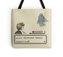 Weeping Angel Appeared! Tote Bag