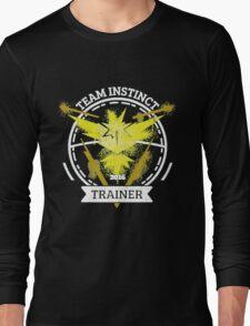 ♥ Team Instinct ♥ Long Sleeve T-Shirt