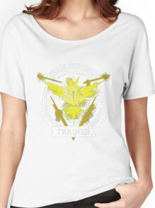 ♥ Team Instinct ♥ Women's Relaxed Fit T-Shirt