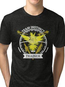 ♥ Team Instinct ♥ Tri-blend T-Shirt