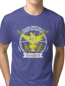 ♥ Team Instinct ♥ Tri-blend T-Shirt