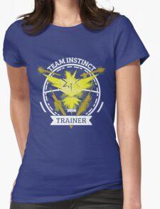 ♥ Team Instinct ♥ Womens Fitted T-Shirt