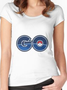 GO Women's Fitted Scoop T-Shirt