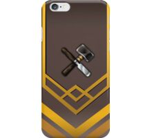120 Crafting Cape - Runescape iPhone Case/Skin