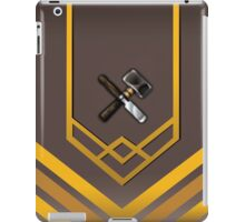 120 Crafting Cape - Runescape iPad Case/Skin