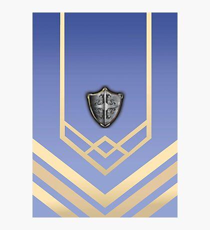 120 Defence Cape - Runescape Photographic Print