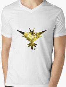 Instinctive Trainer Mens V-Neck T-Shirt