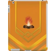 120 Firemaking Cape - Runescape iPad Case/Skin