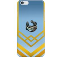 120 Fishing Cape - Runescape iPhone Case/Skin