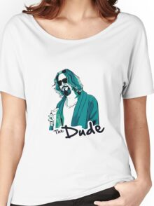 Dude Women's Relaxed Fit T-Shirt