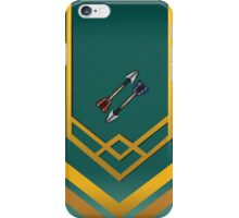 120 Fletching Cape - Runescape iPhone Case/Skin