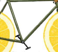 Healthy Bike Sticker