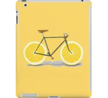 Healthy Bike iPad Case/Skin