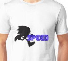 Speed Type: Sonic Unisex T-Shirt