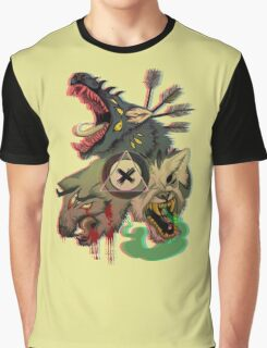 Cerberus Graphic T-Shirt