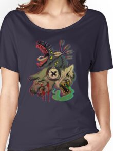 Cerberus Women's Relaxed Fit T-Shirt