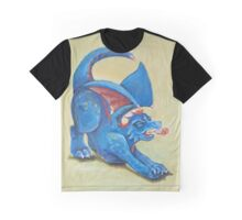 Dragon Roar Graphic T-Shirt