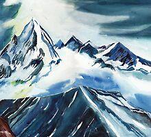 Himalaya 3 by Anil Nene
