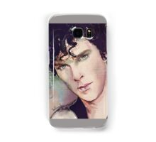 Benedict Cumberbatch Artwork Design 4 Samsung Galaxy Case/Skin
