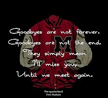 Goodbye is not forever by iheartcory
