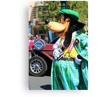 Buena Vista Goof! Canvas Print