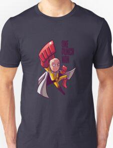 manga one punch man Unisex T-Shirt