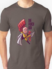 manga one punch man Unisex T-Shirt
