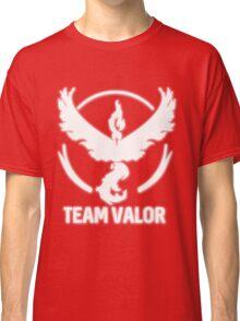 Team Valor - Pokémon Go Classic T-Shirt
