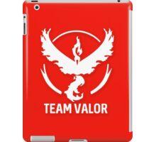 Team Valor - Pokémon Go iPad Case/Skin