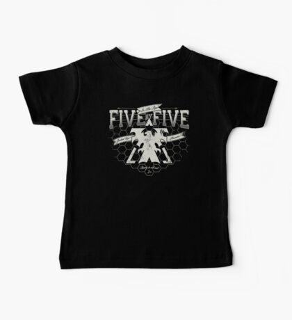 In the Pipe - Five by Five! Baby Tee
