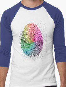 Inked Thumb Men's Baseball ¾ T-Shirt