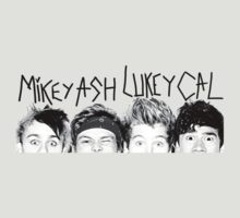 5 seconds of summer by mayaaubrey