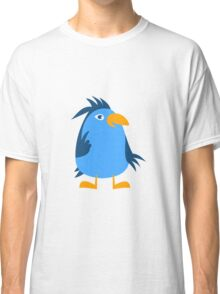 A funny parrot drawing Classic T-Shirt