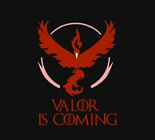 Pokemon Go Team Valor Is Coming (GOT) Unisex T-Shirt