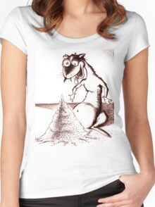 Speed Ferret Women's Fitted Scoop T-Shirt