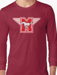 Hamilton Mustangs Long Sleeve T-Shirt