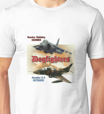 Dogfighters: A-4 vs Harrier Unisex T-Shirt