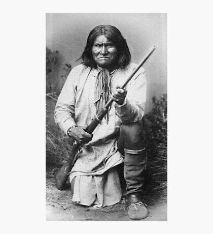 Geronimo Photographic Print