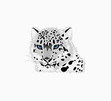 A beautiful white panther Unisex T-Shirt