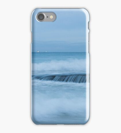 Cottesloe water textures iPhone Case/Skin