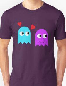 unwanted love - white Unisex T-Shirt